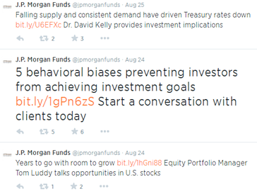 J.P. Morgan Asset Management Tweets